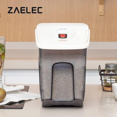 자일렉 충전식 진공 쌀통 ZL-2025RK
