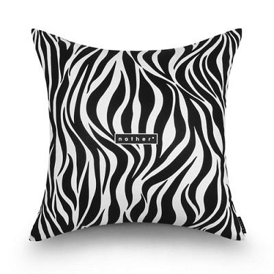 nother Animal Print Pillow (Zebra) / 나더 애니멀 프린트 필로우 쿠션 (지브라)