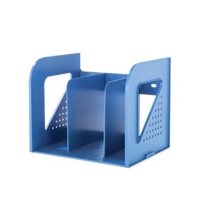 시스맥스 EL 책꽂이 3단 - 블루