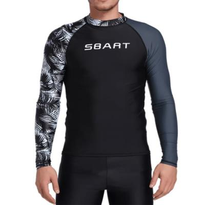 남성 남자 래쉬가드 비치웨어 수영복 티셔츠 SB-6