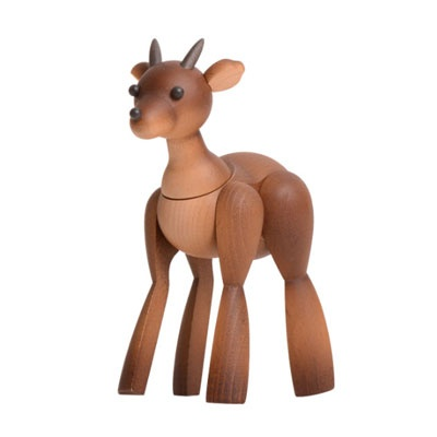 [MUFUN DESIGN] WOODEN FIGURES FORMOSAN SEROW