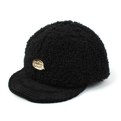 Fleece GDMT Black Bike Cap