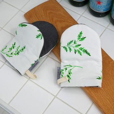 수채트리 주방장갑(2p)