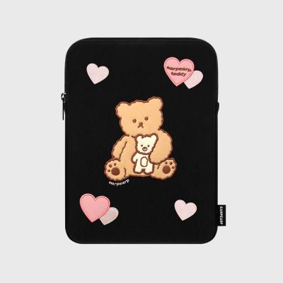 [10/16일 예약발송]I love it nini-black-ipad pouch