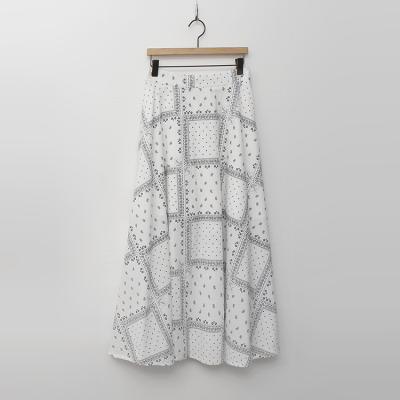 Bandana Full Long Skirt