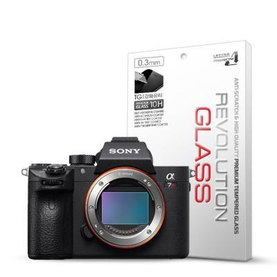 프로텍트엠 소니 A7R 3 0.3T 강화유리 액정보호 필름