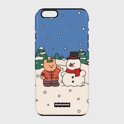 Covy and snowman(터프/슬라이드)