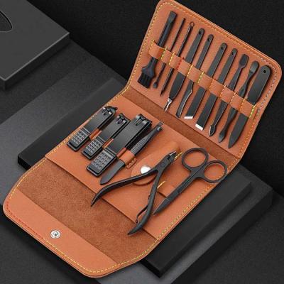 Nail CLIPPER Kit 손톱깍이 16종 세트 3color