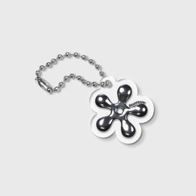 STEEL FLOWER-BLACK(키링)