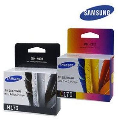 삼성 잉크 M170+C170 (1SET)검정,컬러