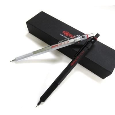 로트링 600샤프 0.5mm / 0.7mm(블랙,실버)