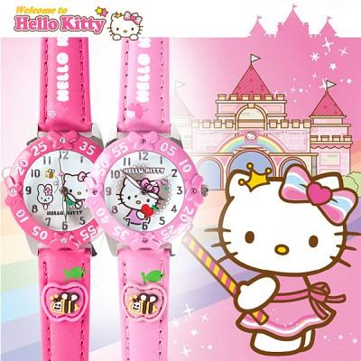 [Hello Kitty] 헬로키티 HK-020 시리즈 아동용시계 [본사정품]