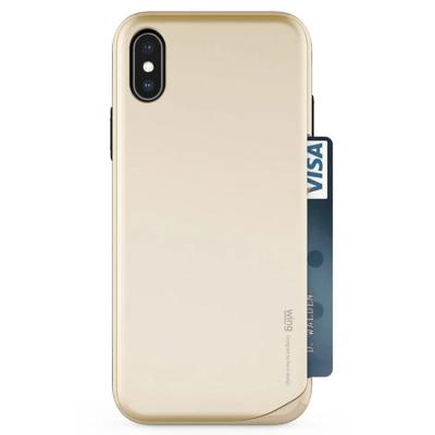 반자동 카드 범퍼 윙케이스(아이폰7플러스/8플러스)
