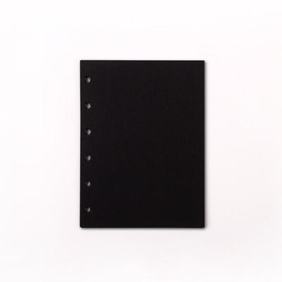 [루카랩] 미니 6공 리필 컬러  노트