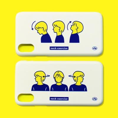 [에이스텝] Neck Exercise 오픈 카드 케이스