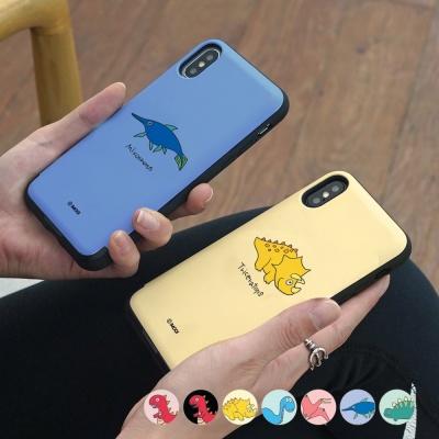 [갤럭시노트10플러스/N976] 공룡 카드슬롯 케이스
