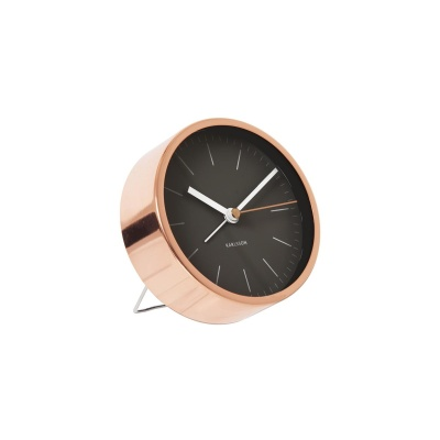[Karlsson] Minimal copper Alarm 탁상시계