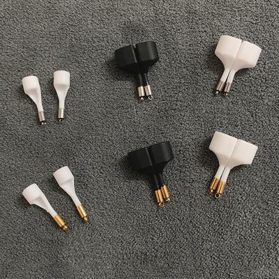 에어팟 1/2/프로 실리콘/자석 분실방지 이어폰 홀더