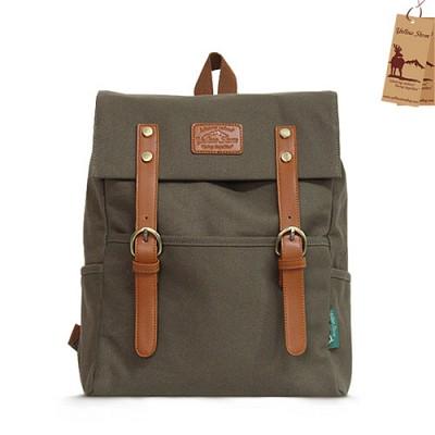 Yellowstone 가젤백 Gazelle bag - ys1016mk 머드카키
