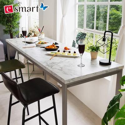 [e스마트] 스틸마블 홈바 테이블 1600x600