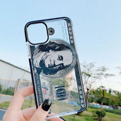 백달러 클리어 케이스(아이폰11프로맥스)