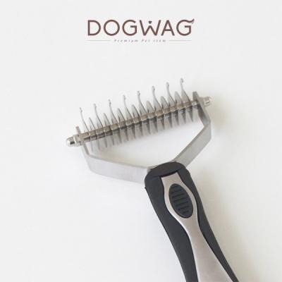 [도그웨그 DOGWAG] 애완용 브러쉬