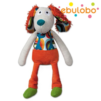 에불로보 프랑스 국민 애착인형 강아지 안토니오