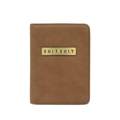 [수잇수잇] 세븐티스 여권 커버_골든 브라운 AS-71098