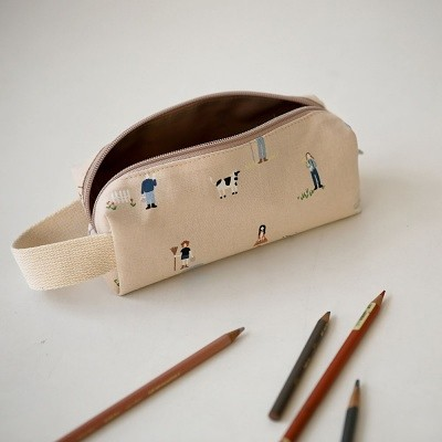 Strap pencase (스트랩 펜케이스)