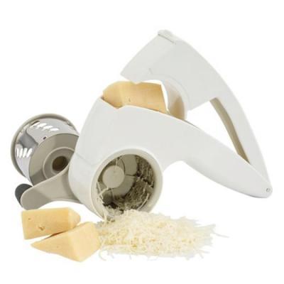 화이트 회전형 치즈 그레이터 1개