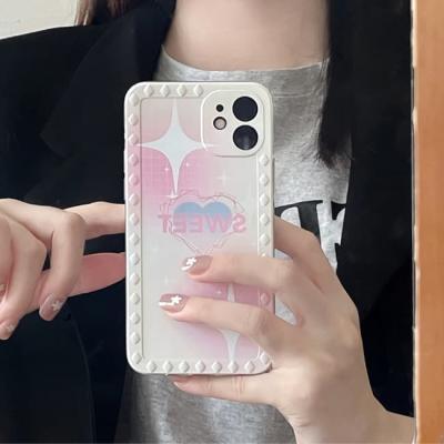 아이폰 케이스 12 11 프로 맥스 미니 X 8 스윗 러브