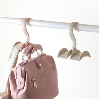 파스텔 핸드백걸이 가방걸이 다용도걸이 넥타이걸이