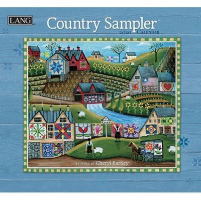 2020달력-country sampler