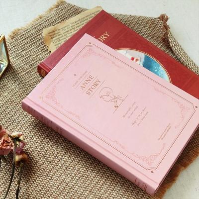 2021 빨간머리앤 양장 다이어리(만년형,일간,32절)