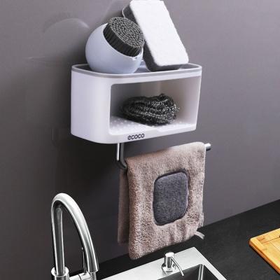 스몰랙 메탈걸이 다용도벽선반 미니선반 욕실 주방