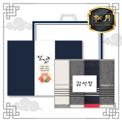 송월 CM 포라인40 4P 설 선물세트