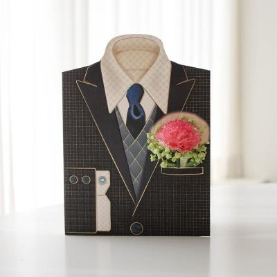 꽃중년카드 & 비누카네이션세트 / 088-SG-0002