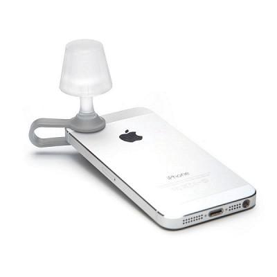 벨렉 디자인(Peleg Design) 그레이 루마 스마트폰 수면등/ 수유등