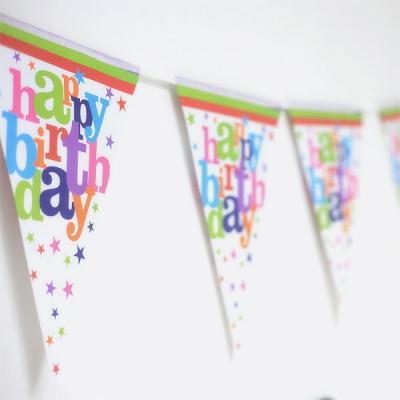 [생일파티스타] 페이퍼 삼각 가랜드