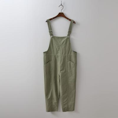 Spring Cotton Overalls