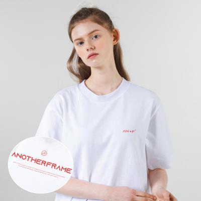 AF 에센셜 반팔티셔츠 (화이트)