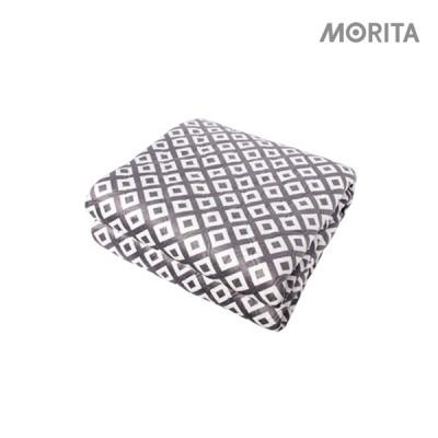 MN 모리타 극세사 전기요 MSP-F100GY 싱글(극세사 / 미끄럼방지바닥 / 절전형)