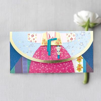 꽃분홍 깨끼 FB109-1