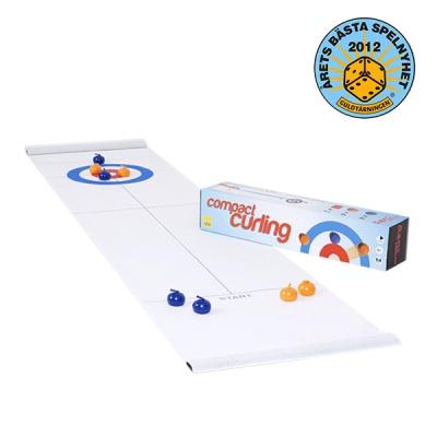 [얼음판위 신사 게임] 동계올림픽 강타! 컴팩트 컬링 (6세이상)