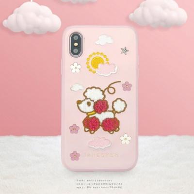 제인스퍼 해피니스 아이폰 케이스 핑크