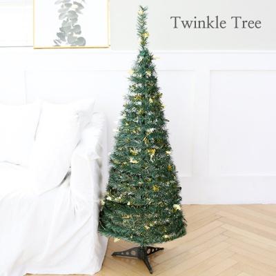 3초 뚝딱! 트윙클 트리-그린 120cm/크리스마스 트리