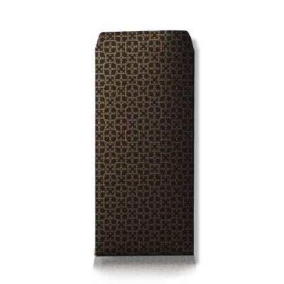 가하5 금펄 흑색 가로형 우편봉투