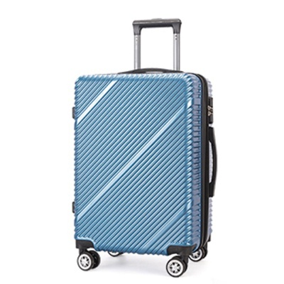 여행용 트렁크 기내용 미니 하드 캐리어 18호 블루