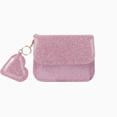 Dijon N301R Card Wallet Pink Pearl