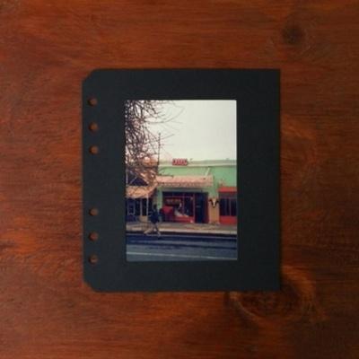 4x6 Portfolio 리필 소프트팩(Black)